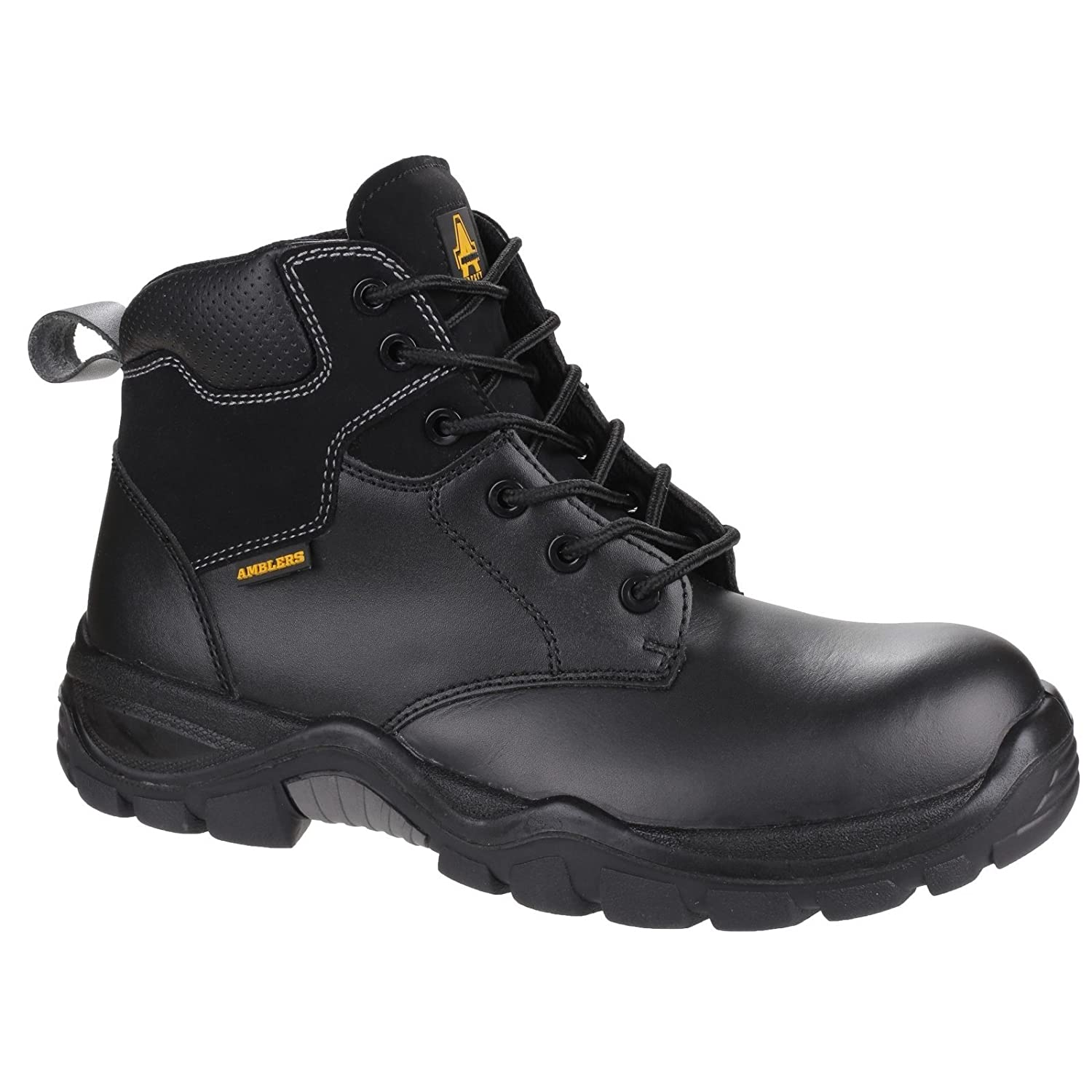 AS302C Metal-free Water-Resistant Lace up Safety avvio UK 7 EU 41