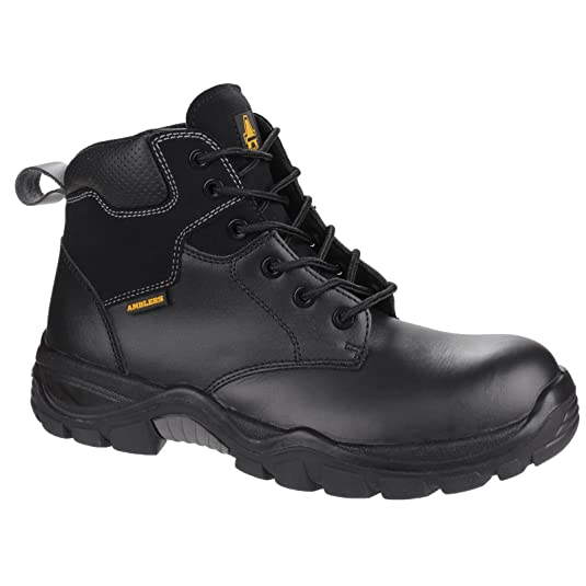 AS302C Metal-free Water-Resistant Lace up Safety Boot UK 10 EU 44