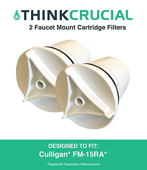 Amazon.com: 2 Replacements for Cuilligan Filter Cartridge Fits FM ...