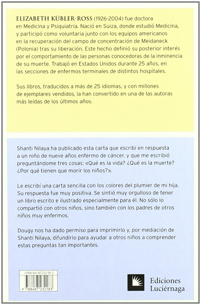 Carta Para Un Nino Con Cancer (Spanish Edition): Elisabeth ...