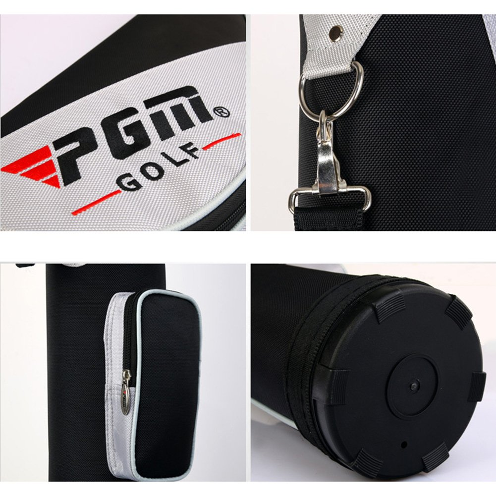 PGM Golf Gun Package Golf Practice Bag Clubs Bag #CQIAB004----Nylon Material,store 3-5 Clubs by PGM (Image #4)