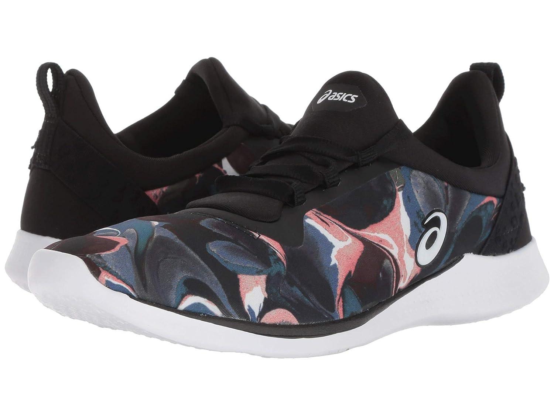 (訳ありセール 格安) [アシックス] レディースランニングシューズスニーカー靴 - Gel-Fit Sana 4 SE [並行輸入品] 11.5 B07L6WZKTJ Black (28cm)/Azure 11.5 (28cm) B - Medium 11.5 (28cm) B - Medium Black/Azure, 夏黎@:3fc91915 --- 4x4.lt