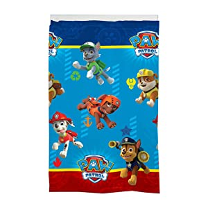 "Franco Kids Room Darkening Window Curtain Panel, 42"" x 63"", Paw Patrol"