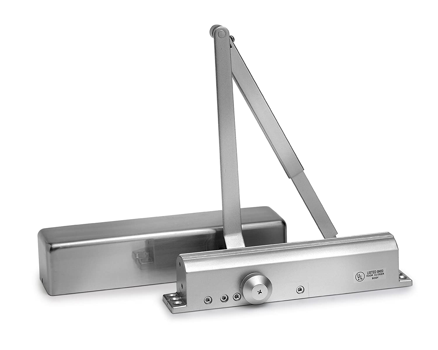 Independence2 i.2-C3016 Powder Coated Aluminum Grade 1 Commercial Grade Door Closer with Adjustable Spring Power, 1-6 Size by i.2  B00G82BTEK