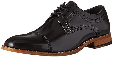 b7bbb08c5fd86 STACY ADAMS Men s Dickinson Cap Toe Oxford Black 7 ...