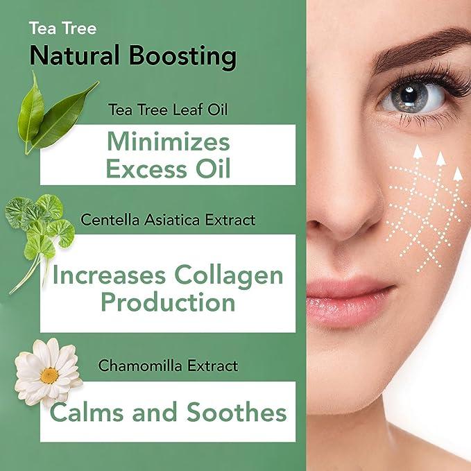Rael Beauty - Máscaras faciales - Paquete de variedades - Set de regalo - 20 máscaras en total (5 máscaras Hydrolock / Hydration, 5 Vita Bright / Vitamina C ...