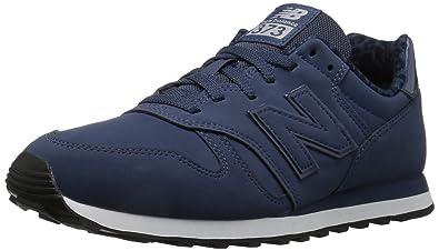 the latest c74b6 b0e3c New Balance, Damen Sneaker, Blau (Navy/WL373VNP), 41.5 EU (8 ...