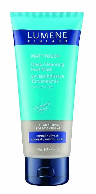 lumene matt touch mask