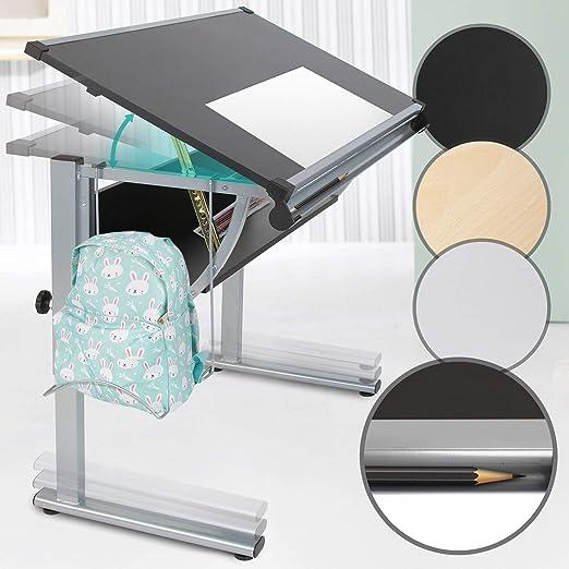 Mesa de Dibujo para Arte y Diseño - Tablero Reclinable 112x64cm ...