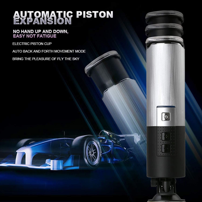 Machine for Men Piston Male Masturbators Cup 5 Speed Frequency Multi-Angle Suck Telescopic Machine