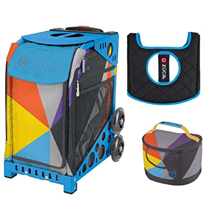Amazon.com: zuca bolsa deportiva color block – Party ...