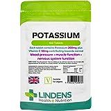 Potassium 200mg / 100 Tablets