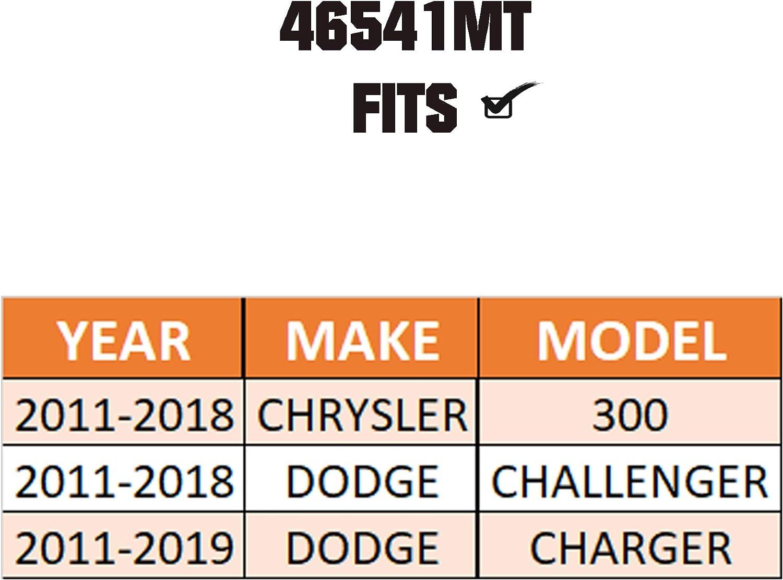 2019 DODGE CHARGER 2018 CHYSLER 300 //// 2011 Made in TURKEY 2018 DODGE CHALLENGER //// 2011 METRIX PREMIUM 46541MT Outer Tie Rod End |ES800986| For- 2011