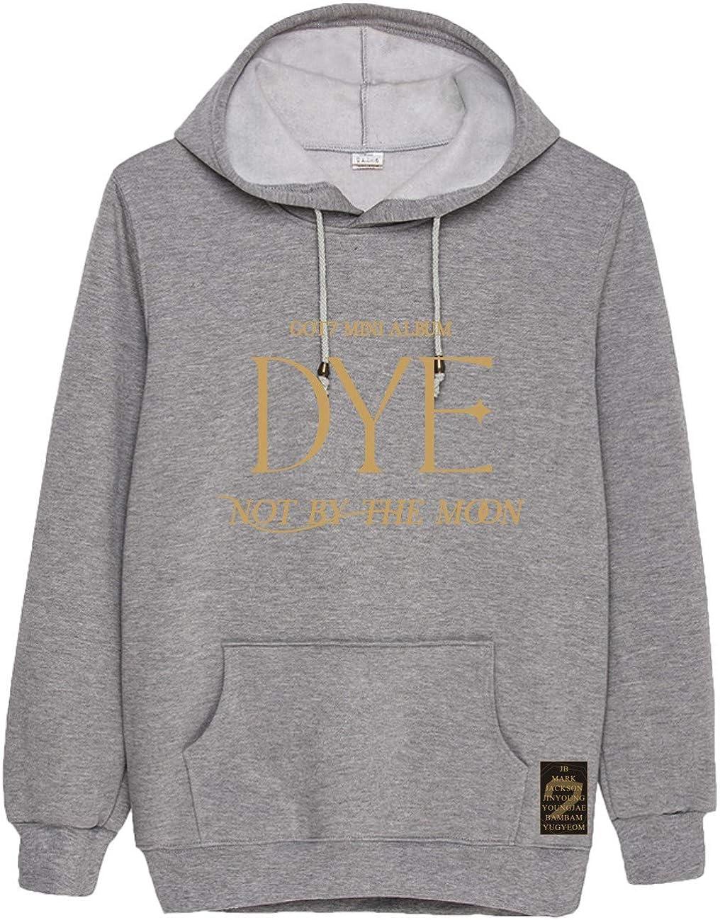 Got7 Hoodie Jackson Mark JB Bambam New Album DYE Sweatshirt Sweater KPOP Got7 Merchandise