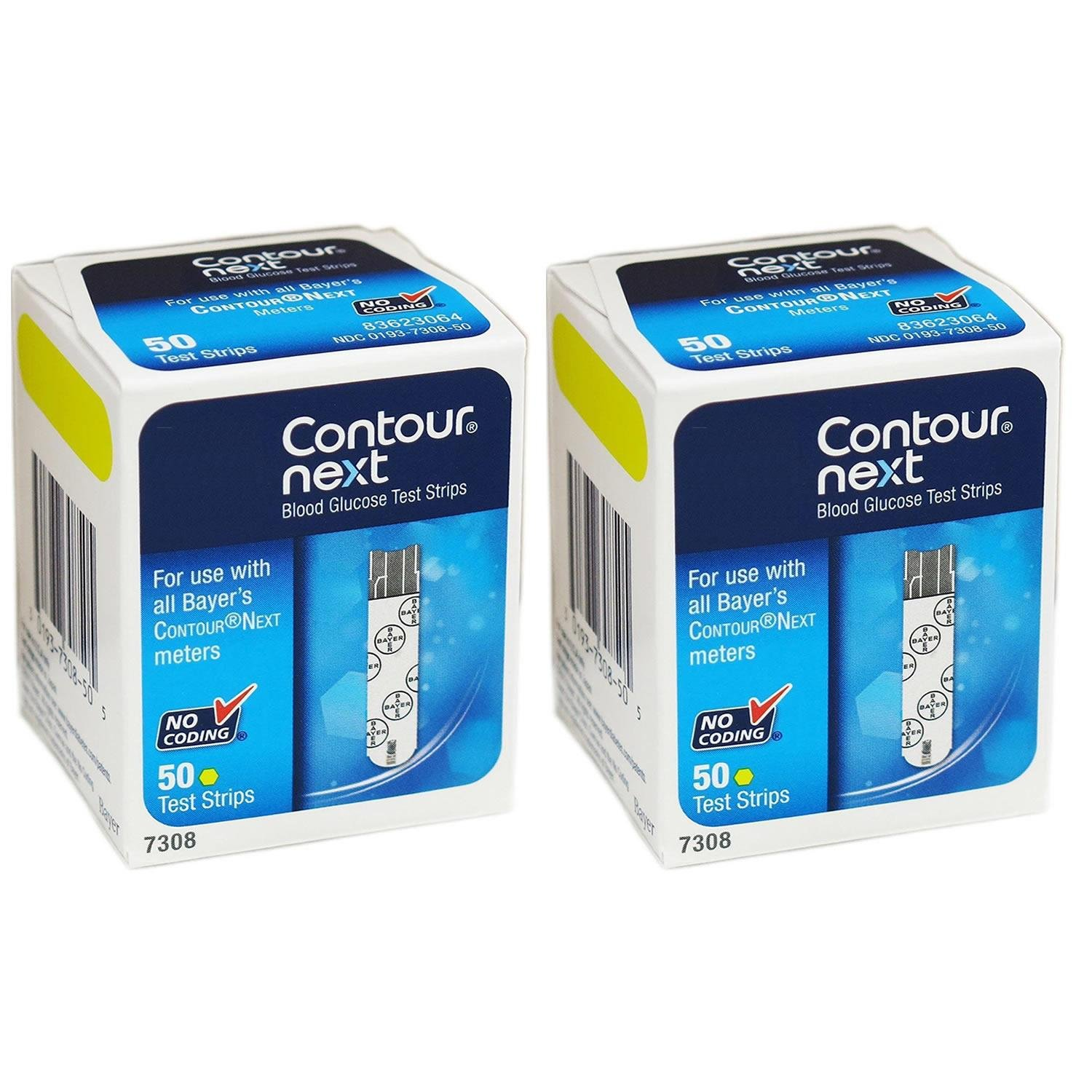 607107cef2ea Amazon.com  Contour-Next Bayer Blood Glucose Test Strips