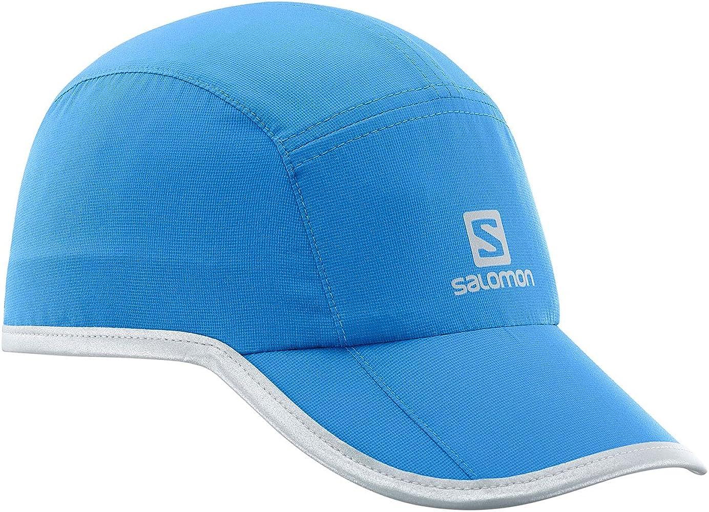 Salomon Cap XA Cap Reflective - Gorra, Unisex Adultos, Azul ...