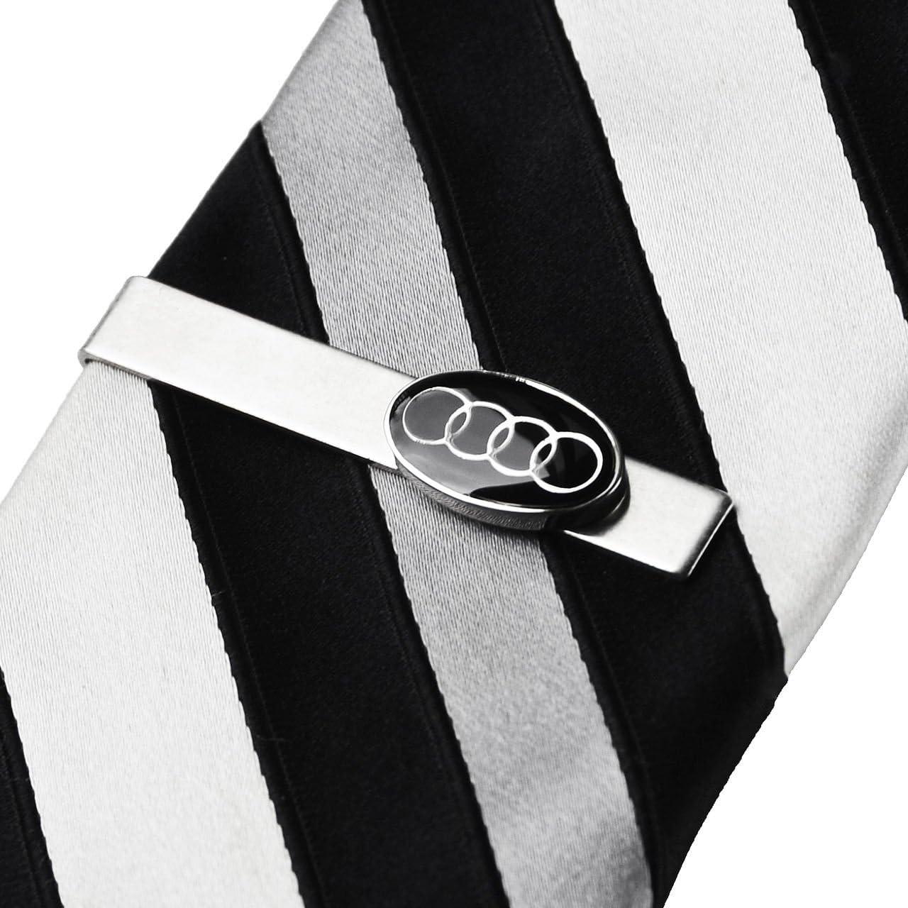 Quality Handcrafts Guaranteed Audi Tie Clip