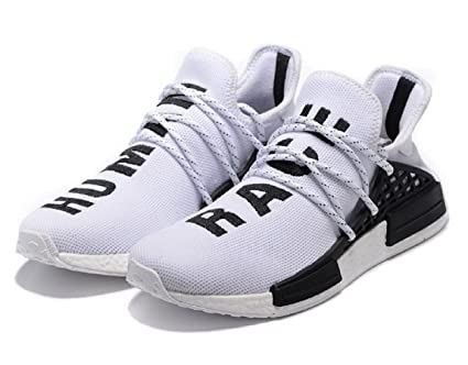 Adidas X Pharrell Williams NMD NMD NMD HU,Human Race, Blanco & Negro nuevo e1f8e9
