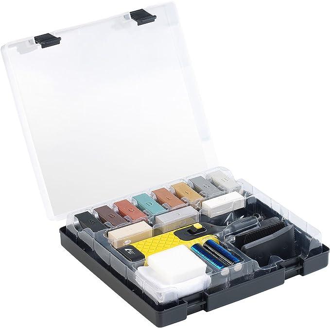 Kit De Reparation Pour Carrelage Agt Kit De Reparation Wrs 11 Fks Pour Carrelages Carrelages Et Gres Kit De Reparation Pour Carrelage Amazon Fr Bricolage