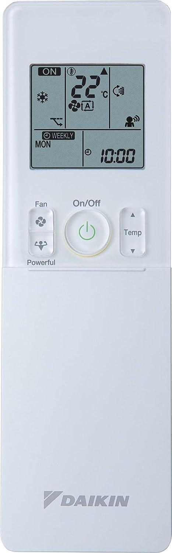 Daikin FTXM35M sistema de - Aire acondicionado (220-240 V, 50 Hz, 0,25 A, 0,17 A, 45 dB, Montar en la pared): Amazon.es: Hogar