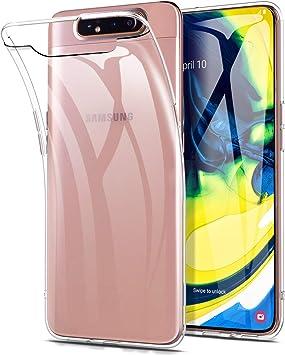 Yocktec Funda para Samsung Galaxy A80, Funda Carcasa de Gel ...