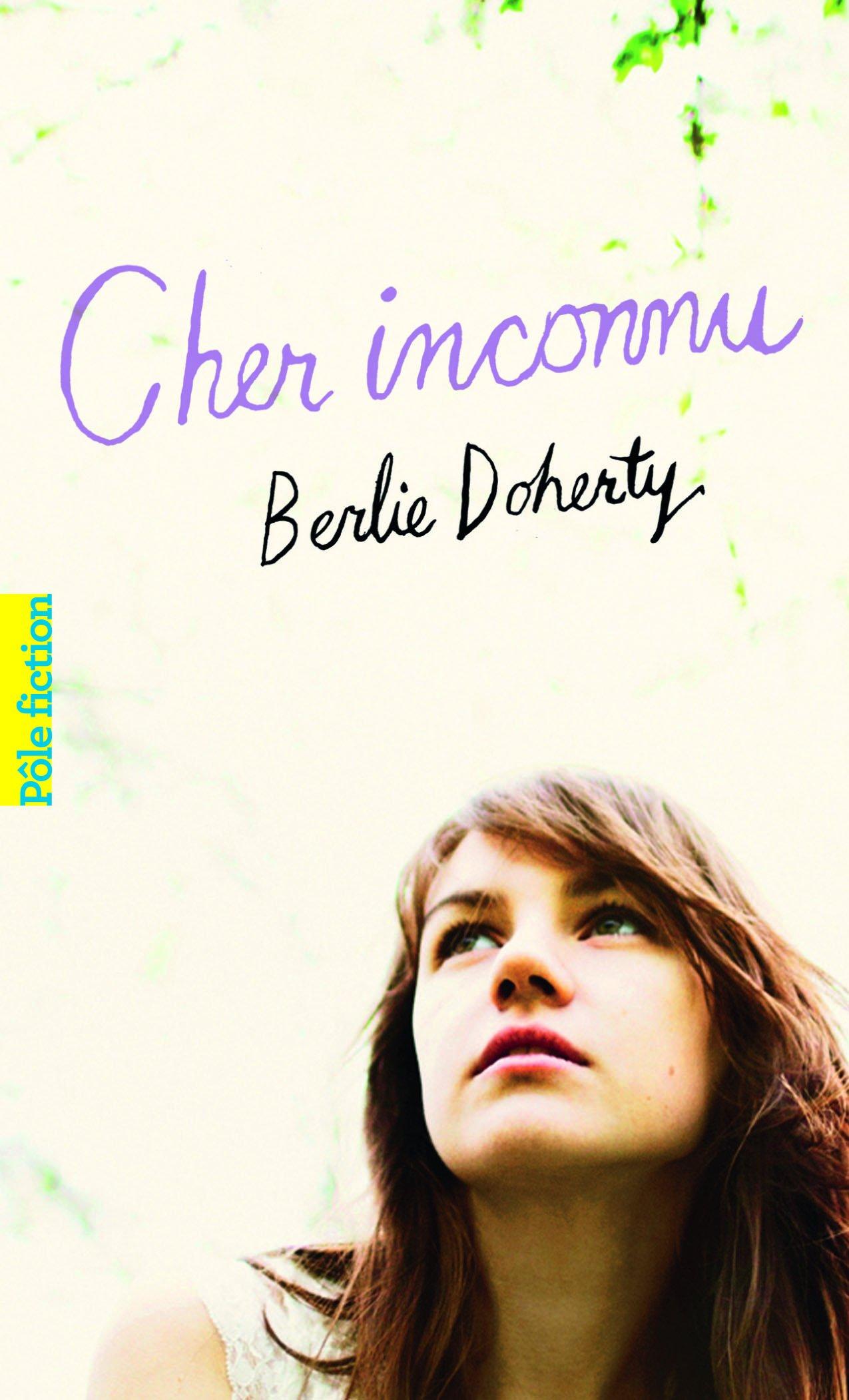 Amazon Fr Cher Inconnu Berlie Doherty Anne Krief Livres