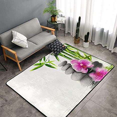 Amazon.com : Memory Foam Kitchen Rug for Living Room ...