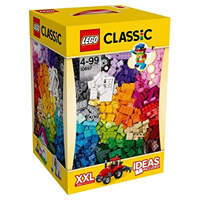 Lego 10697 Building Large Box Creator XXL, 1500 Pieces: Toys & Games