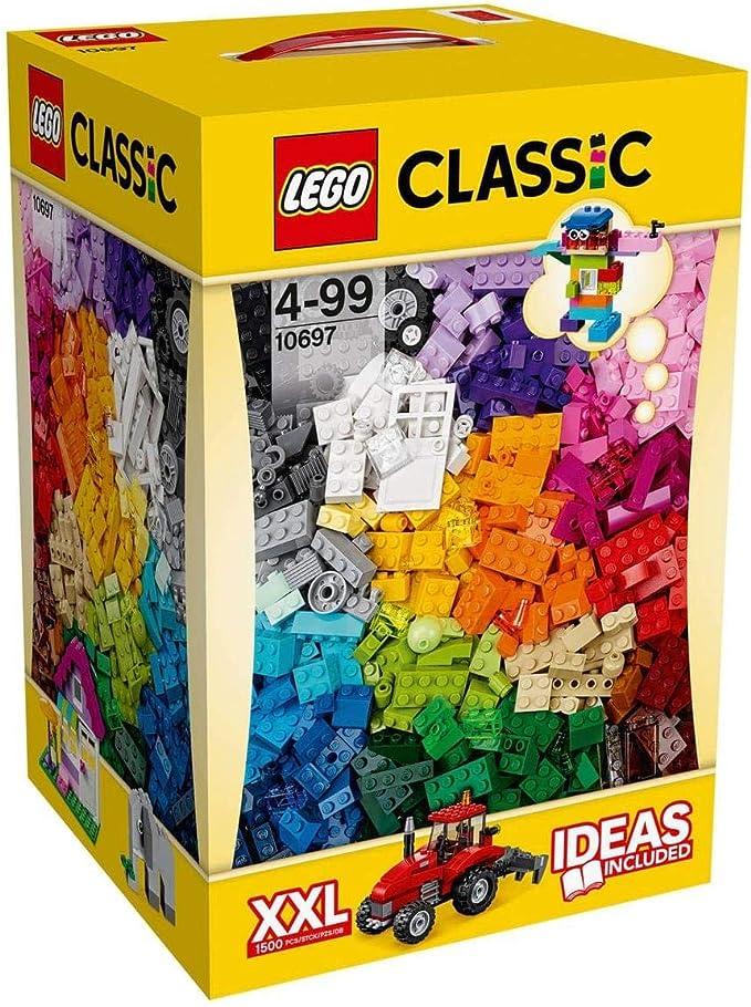 LEGO Classic - Caja Creativa XXL - 10697: LEGO: Amazon.es ...