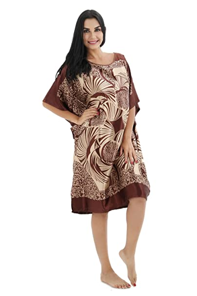 Plus Size Brown Dresses for Women