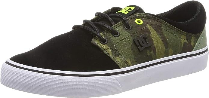 DC Shoes Trase TX SE Sneakers Herren Schwarz/Camouflage
