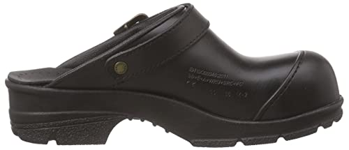 Sanita Safety Clog Open-SB, Sabots Mixte Adulte, Noir-Schwarz (Black 2), 48 EU