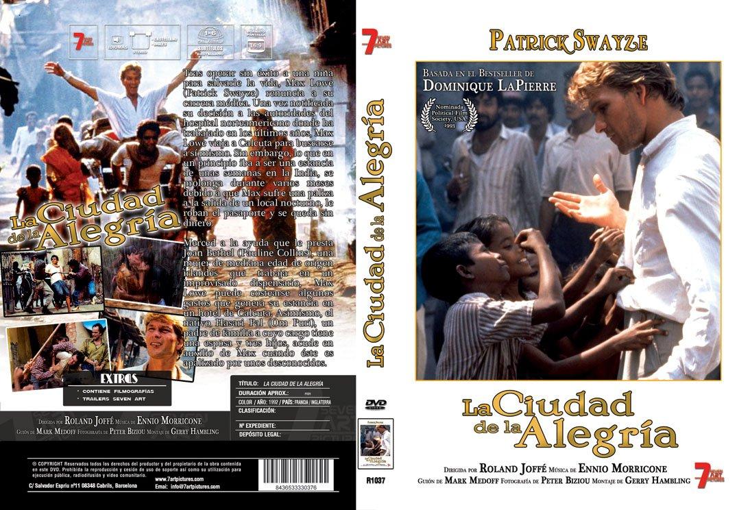 La ciudad de la alegria (DVD): Amazon.es: Amazon.es