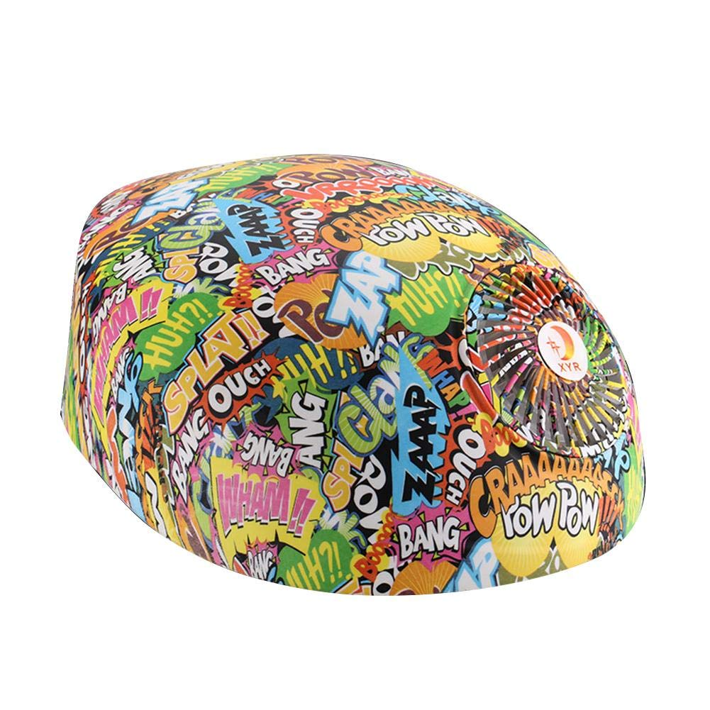 Colorful Three-in-one Riding Helmet Portable Fan Helmet Bluetooth Speaker Fan Riding Cap for Outdoor Cycling, Tough and Durable