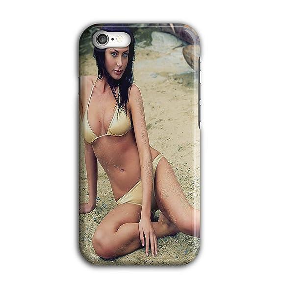 Girl Erotic Sensual Sexy Lovely Bikini Girl Iphone 7 Case Wellcoda