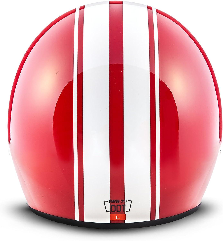ARMOR Helmets AV-47 Open Face Helmet DOT certified XXL Italy//Multicoloured 63-64cm