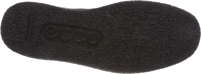 ECCO CREPETRAYM, Desert Boots Homme Noir Black 2001