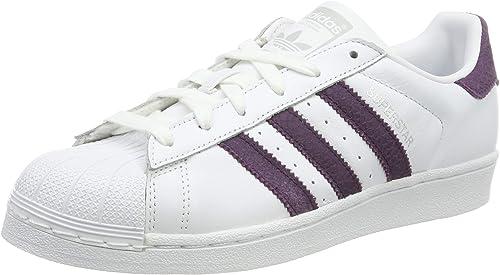 Adidas Superstar-B41510 Zapatillas para Mujer