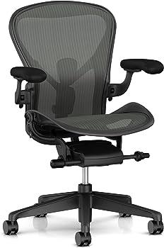 Herman Miller Aeron Fully Loaded Ergonomic Office Chair