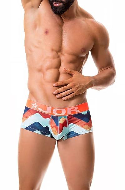 JOR Hombre Boxer Shorts, Boxer, multicolor, Small