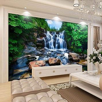 Amazon Com Livexz Interior Diy Modern 3d Wallpaper Hd Large Mural
