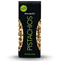 Deals on Wonderful Pistachios Roasted and Salted 16-Oz