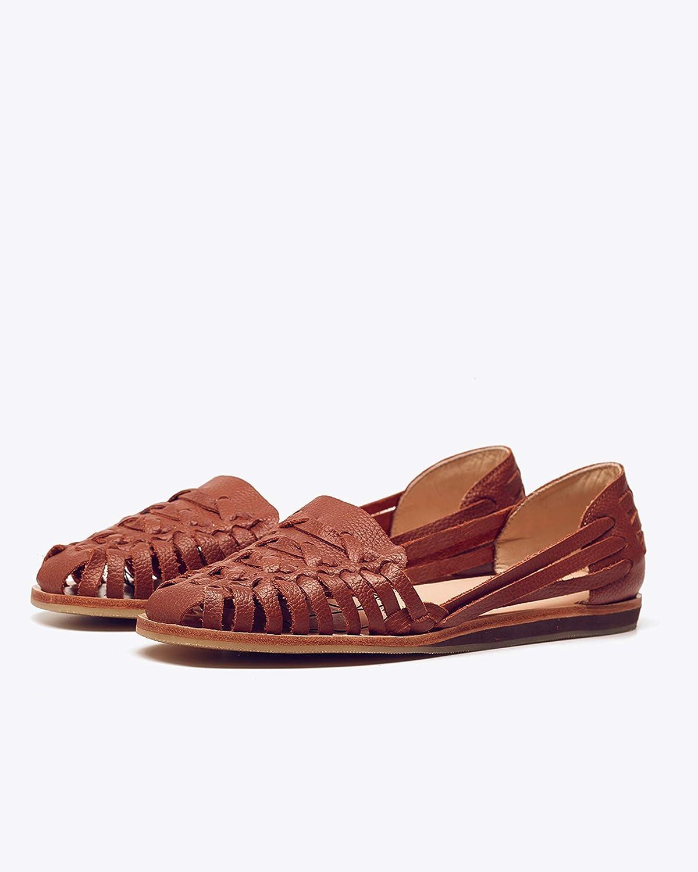 0fd276725966 Amazon.com  Nisolo Women s Ecuador Huarache Sandal  Shoes