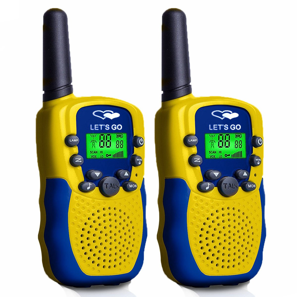 Toys for 3-12 Year Old Boys, Darli Walkie Talkies for Kids Long Range Toys for 3-12 Year Old Girls Gifts-Best Gifts for kids