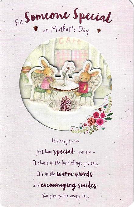 Tarjeta de felicitación para el día de la madre, diseño de ...