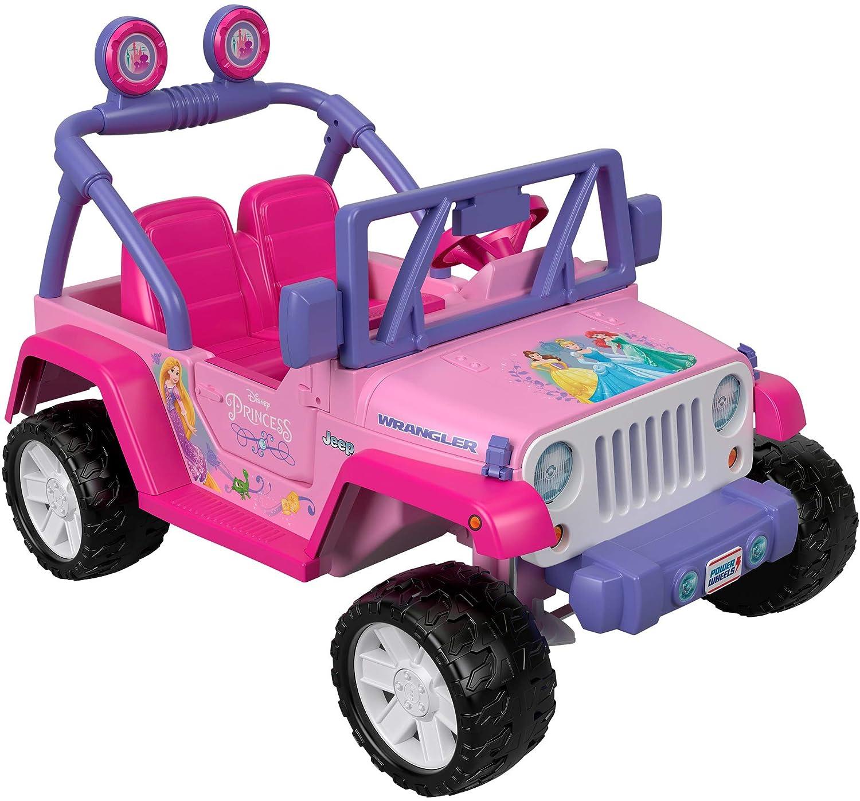 Disney Barbie Power Wheels 4 Wheeler