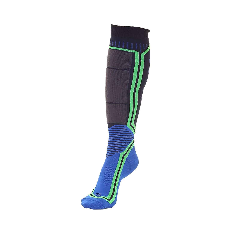 MICO Socke Ski Silber X Static