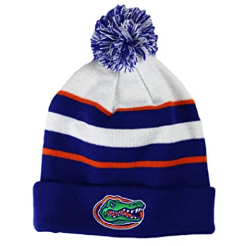 f273cdf8d Top of the World Florida Gators Official NCAA Cuffed Knit Skyview Stocking  Stretch Sock Hat Cap Beanie 478593