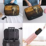 Travel Bags Wild Wolf Portable Foldable Trolley