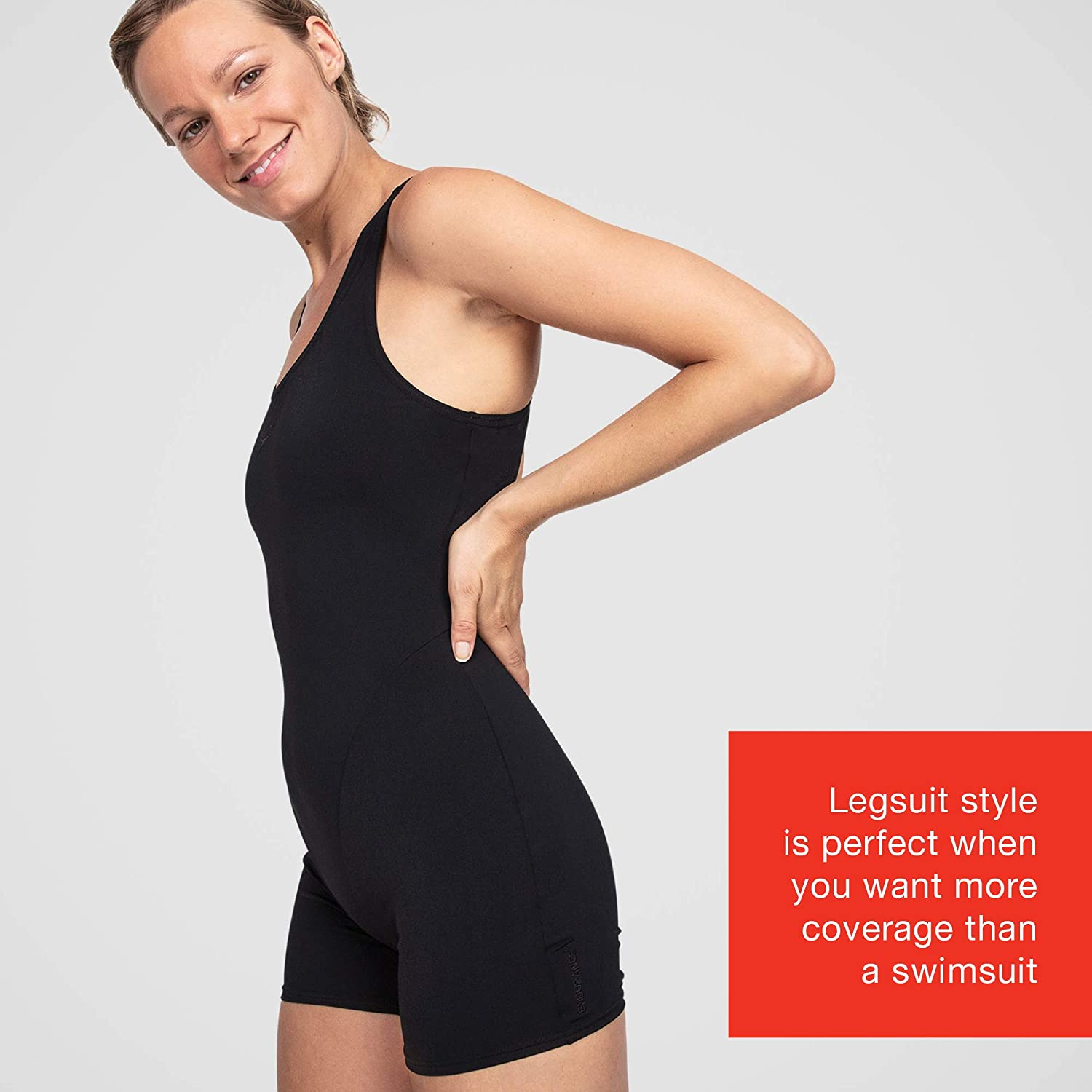 Speedo Essential Endurance Womens Swimming Legsuit